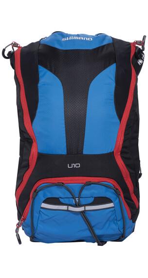 Shimano Unzen II - Sac à dos - 10 L bleu/noir